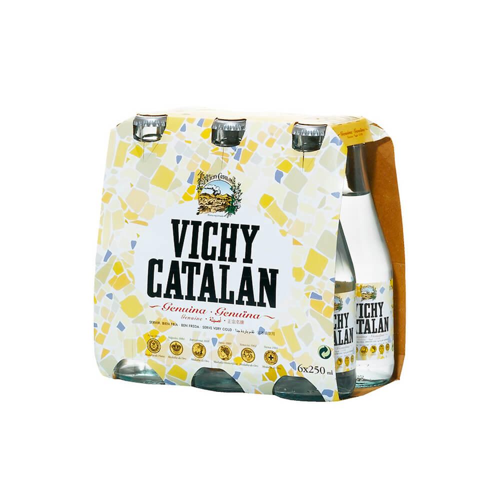 Agua Con Gas Vichy Pack 6 25cl