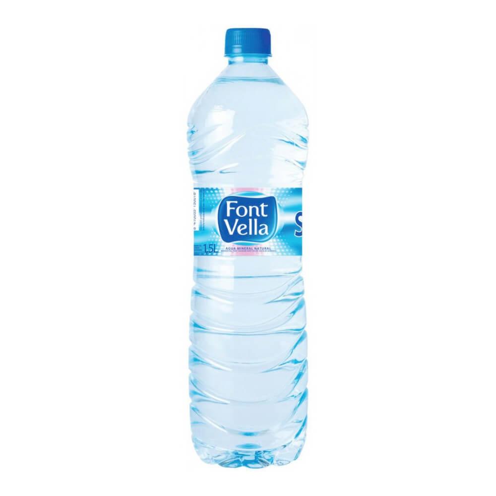 Agua Font Vella 1.5l