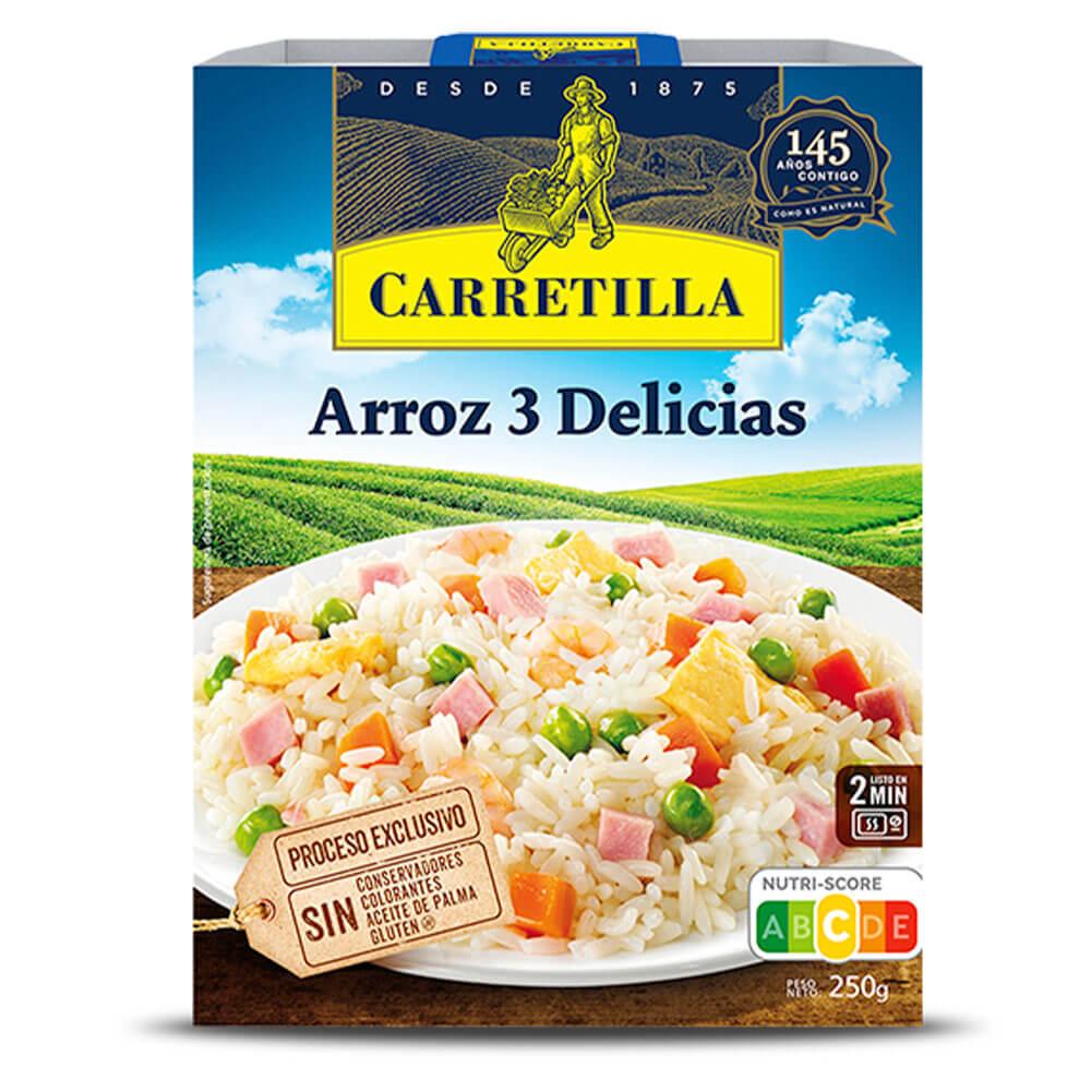 Arroz Tres Delicias Carretilla