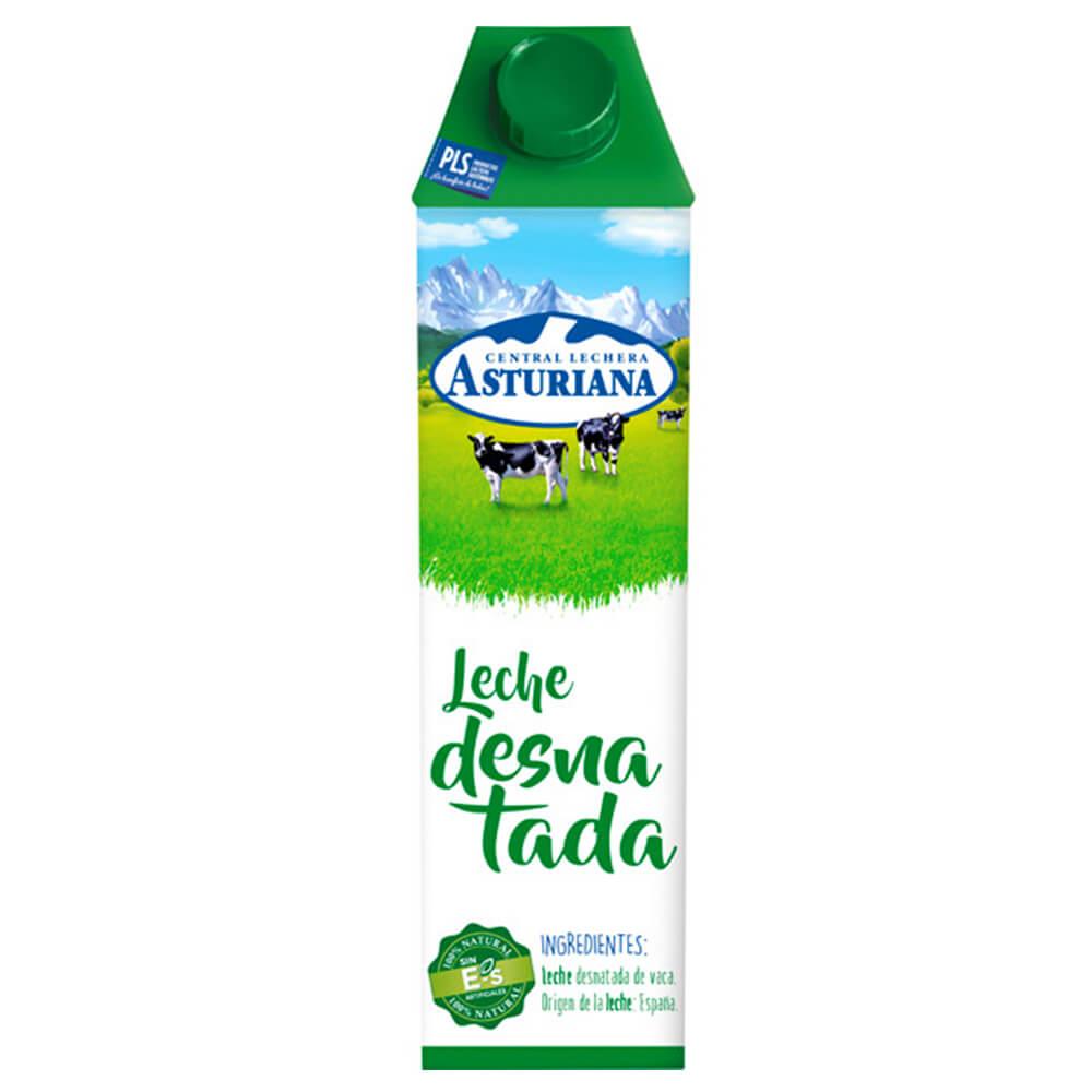 Asturiana Desnatada 1 Litro