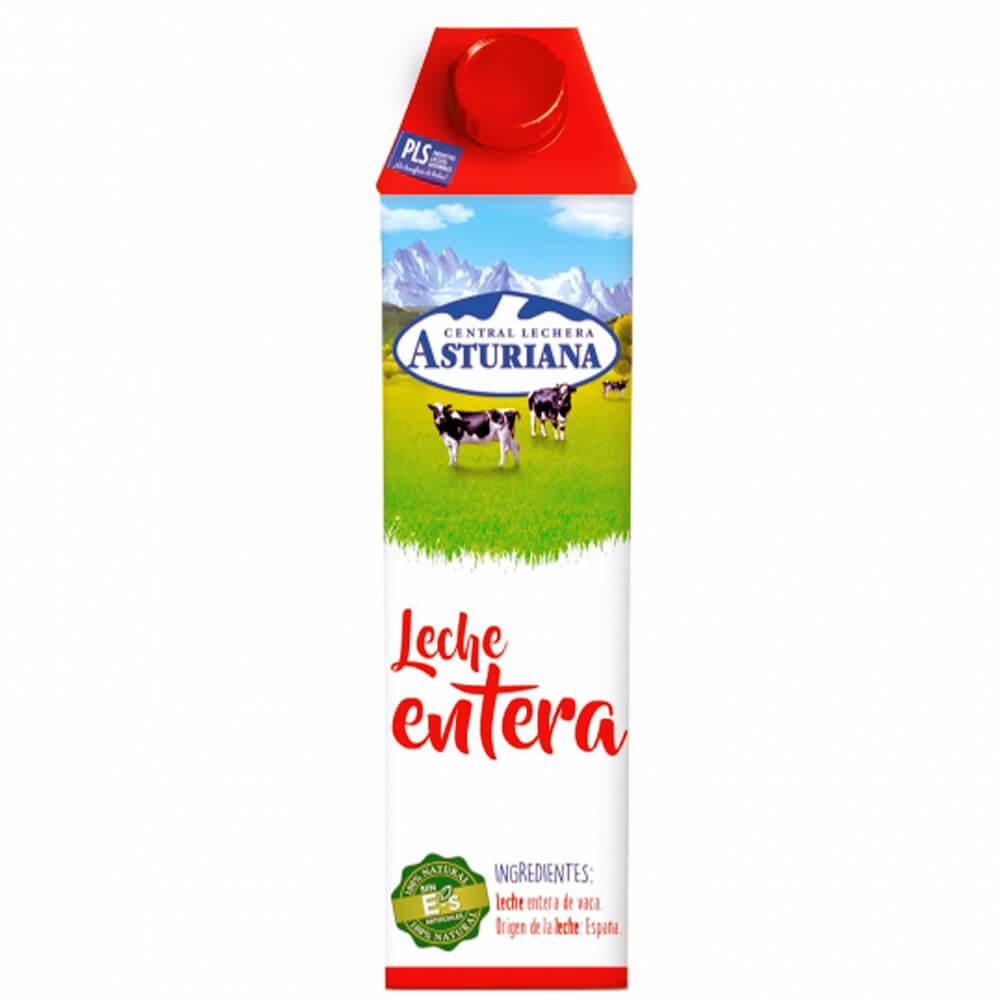 Asturiana Entera 1 Litro