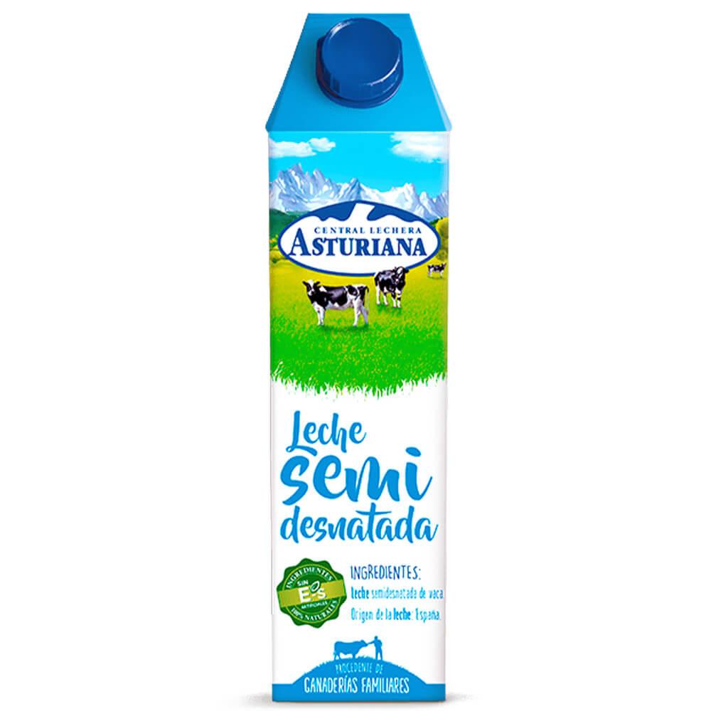 Asturiana Semidesnatada 1 Litro