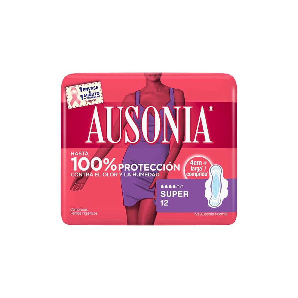 Ausonia Super Plus Alas 12u