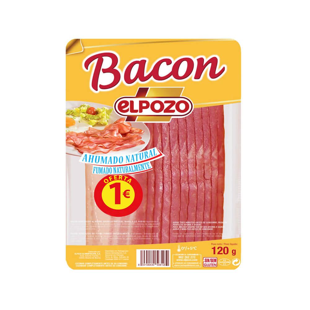 Bacon Lonchas 120g