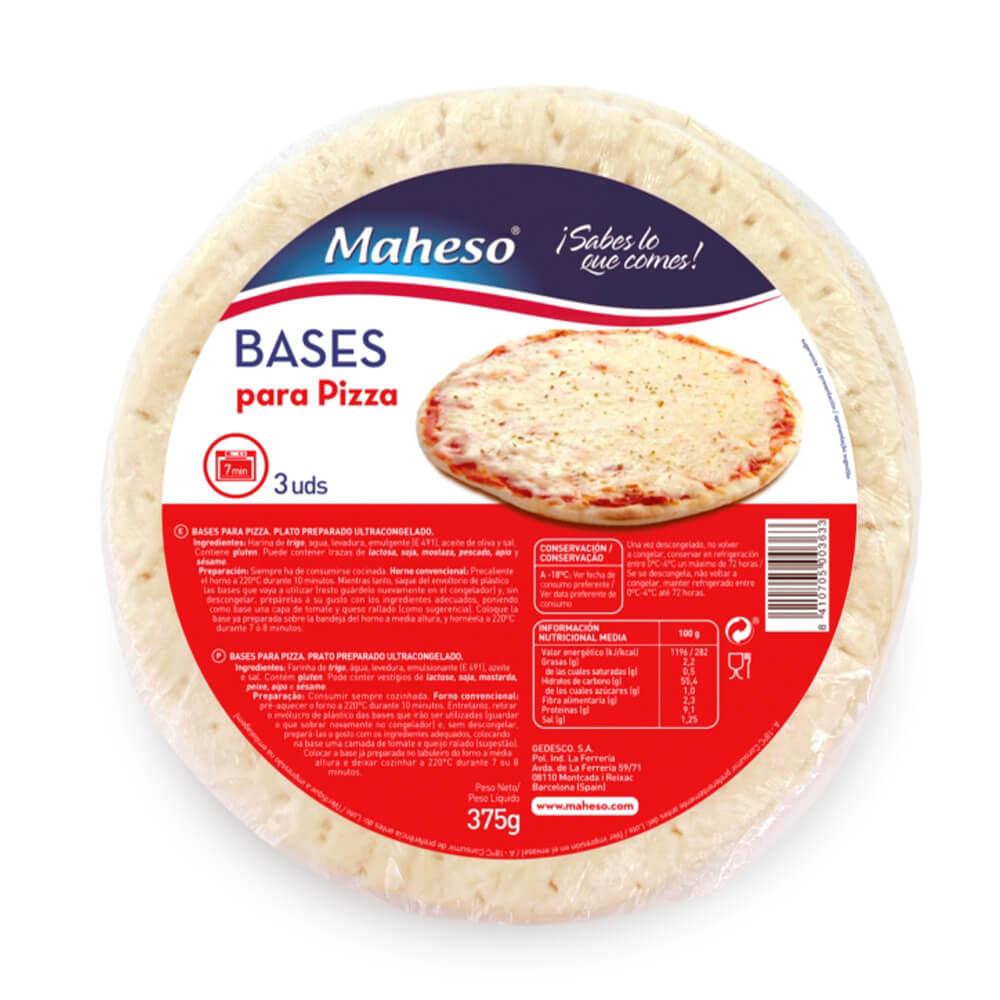 Base De Pizza Maheso 3u