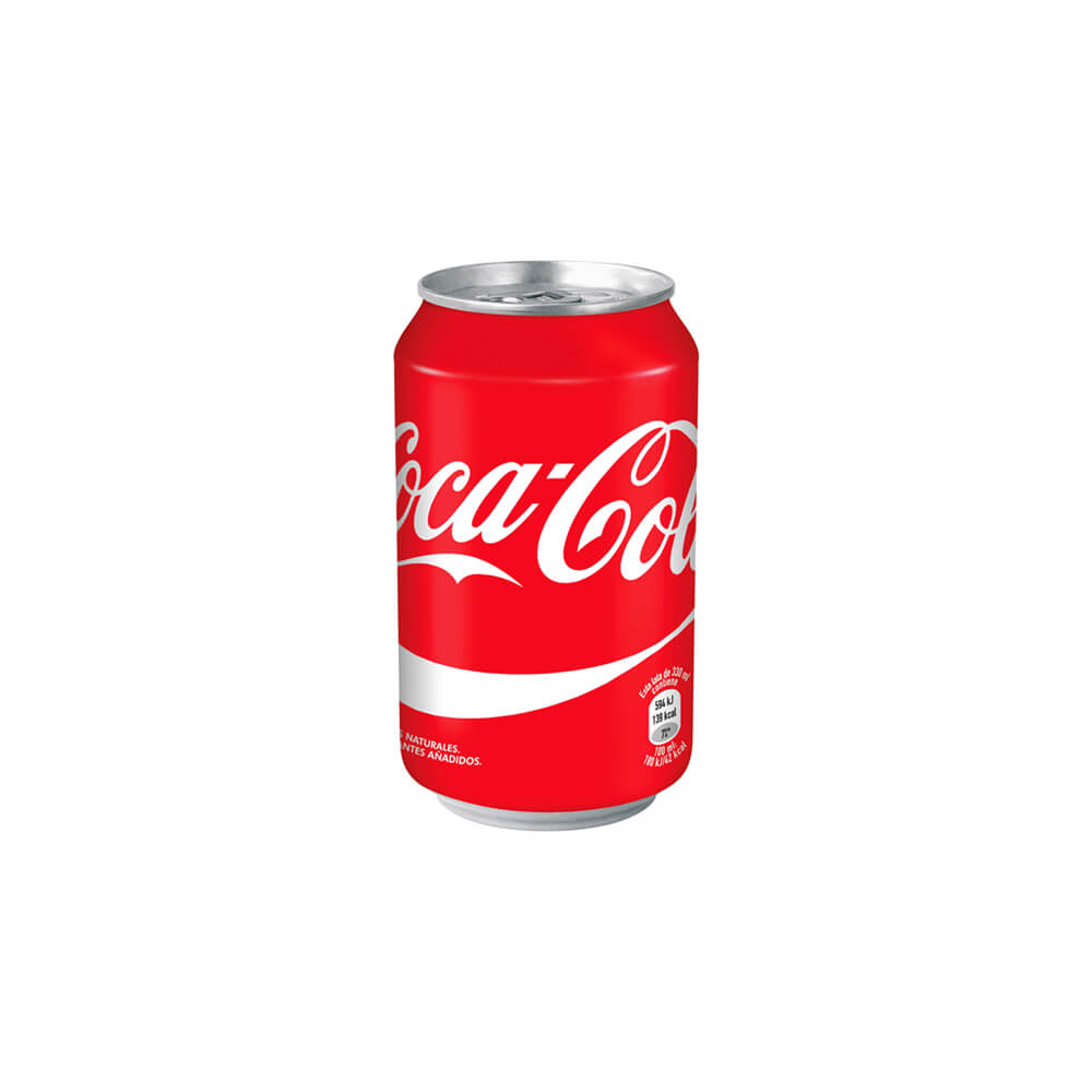 Cocacola Normal Lata 33cl