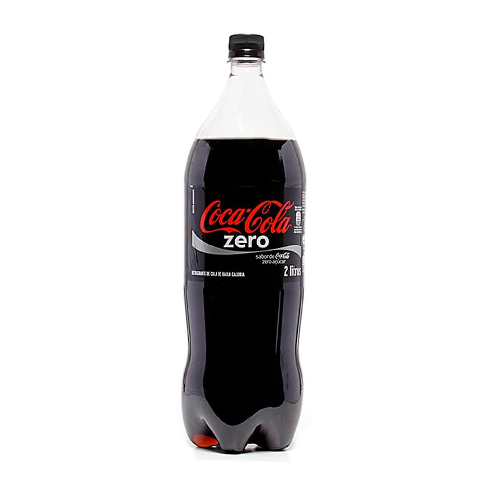 Cocacola Zero 2 Litros