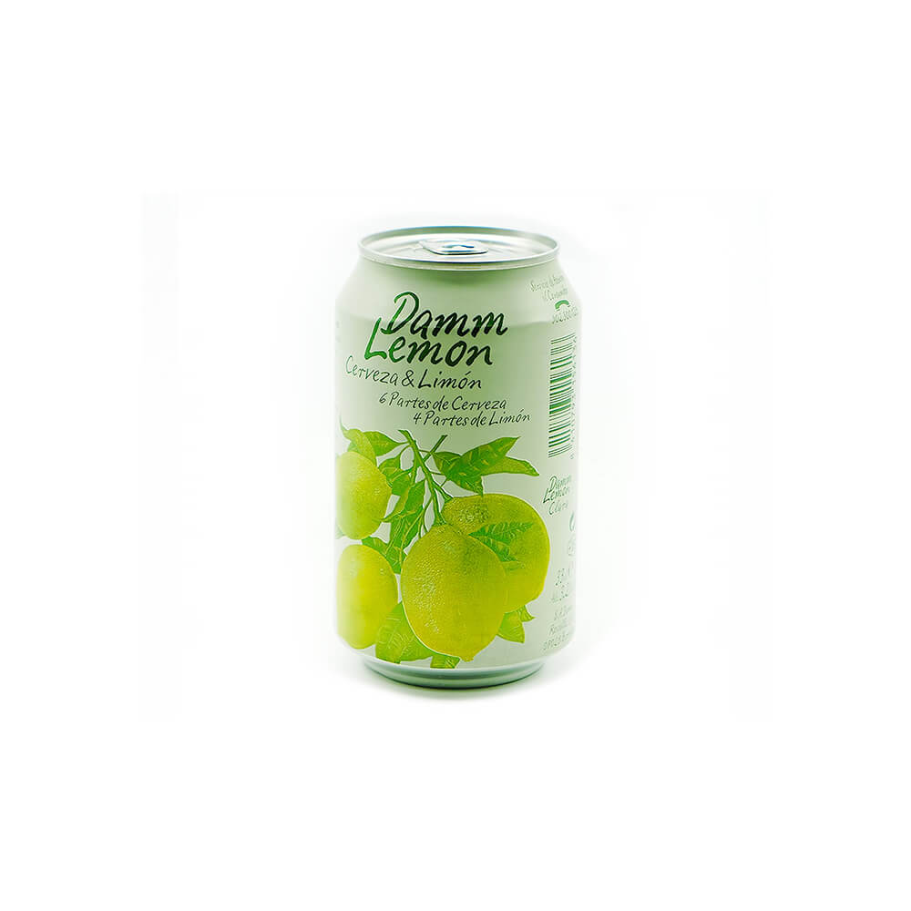 Damm Lemon Lata 33cl