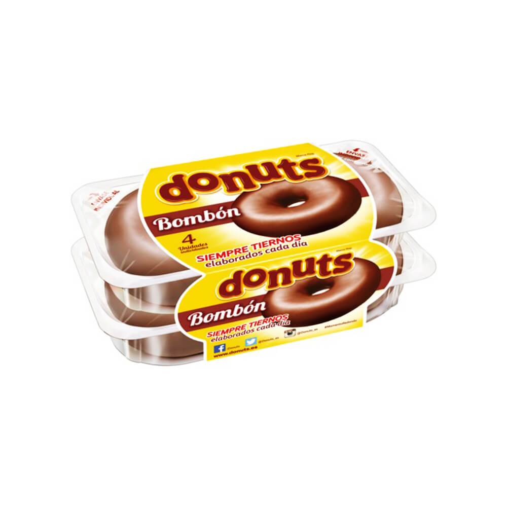 Donuts Choco 4unds