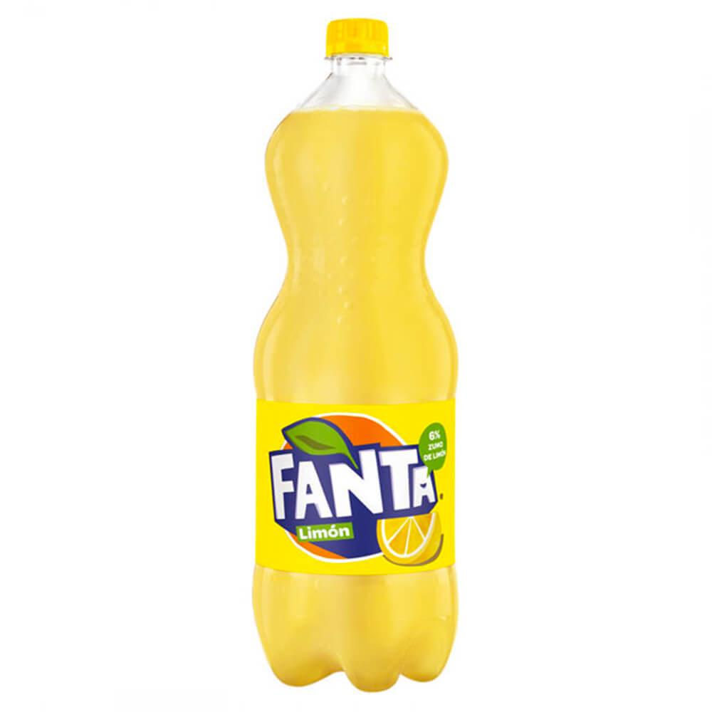 Fanta Limon 2 Litros