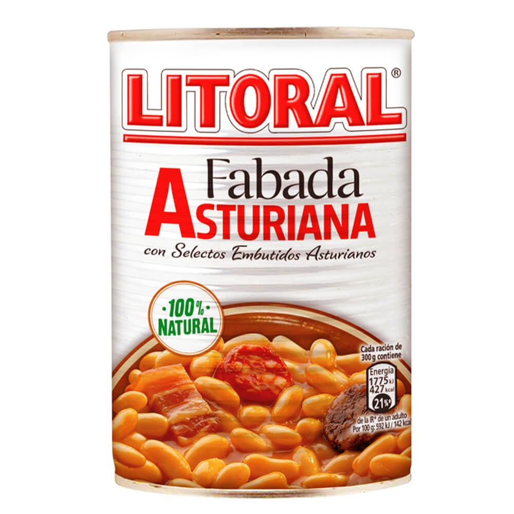 Fabada Litoral Asturiana 435g
