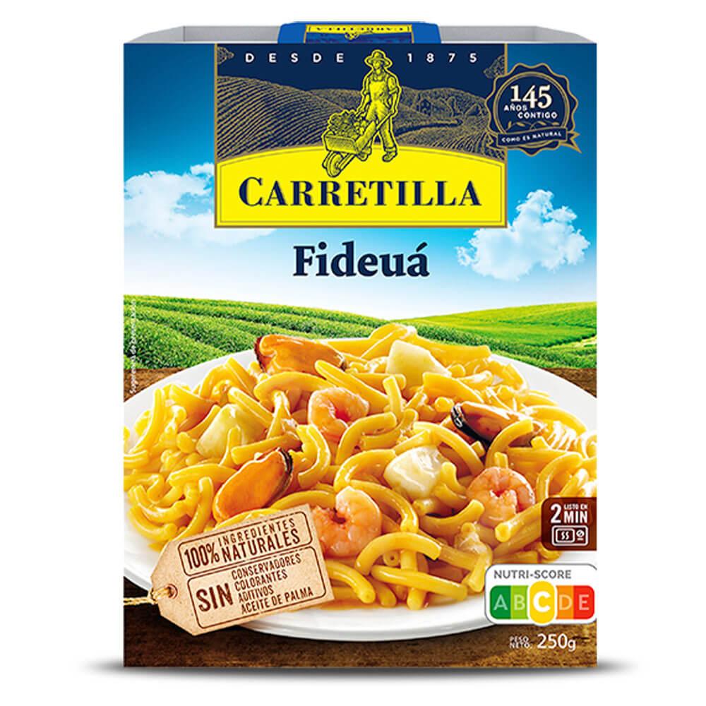 Fideua 250g Carretilla