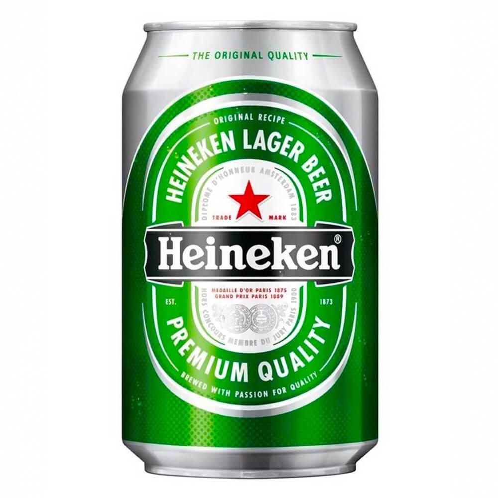 Heineken Lata 30cl