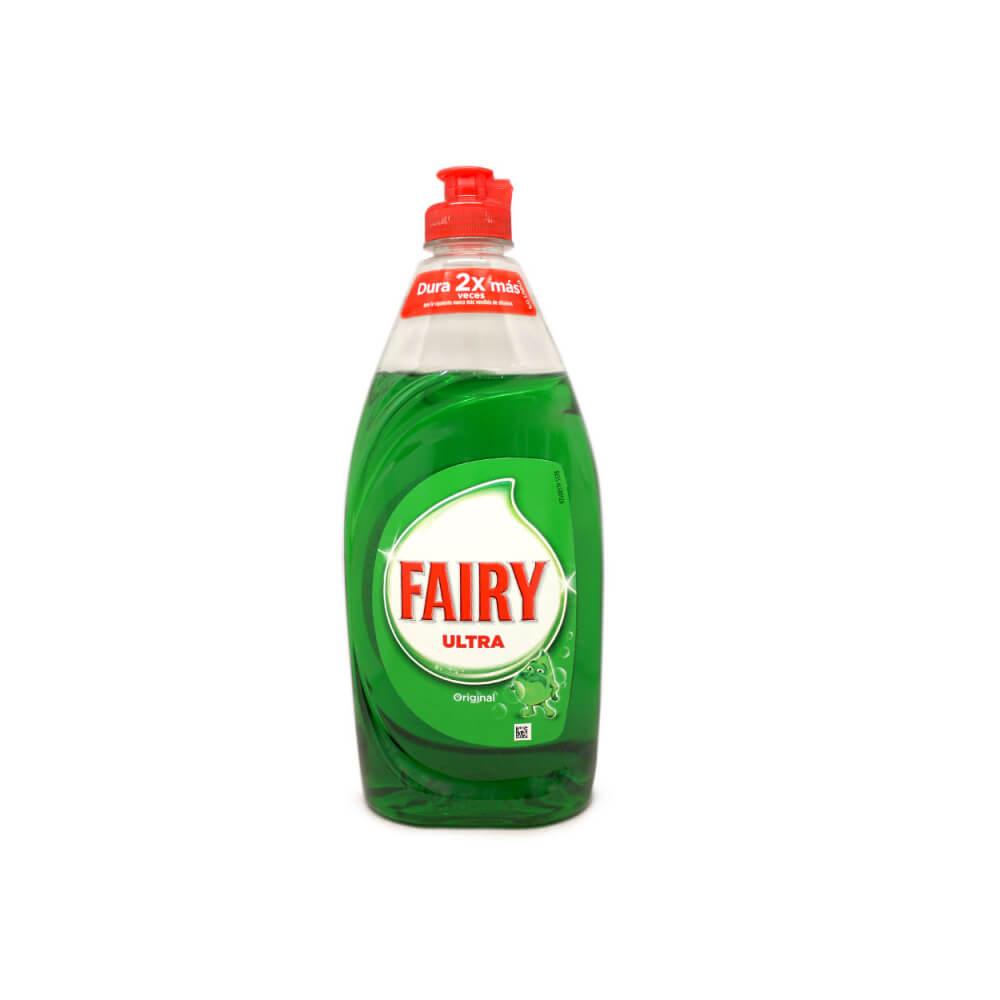 Lavavajilla Fairy 800ml