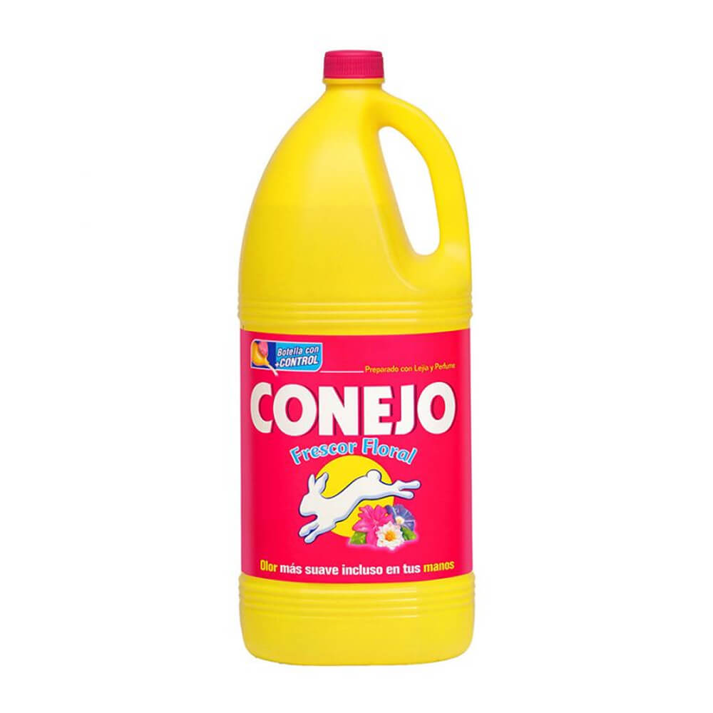 Lejia Conejo Perfumada 2 Litros