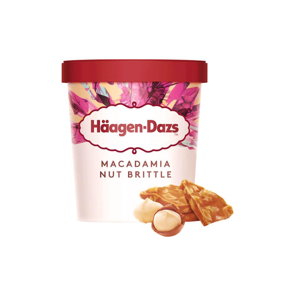Macadamia Nuit Haggendaiz