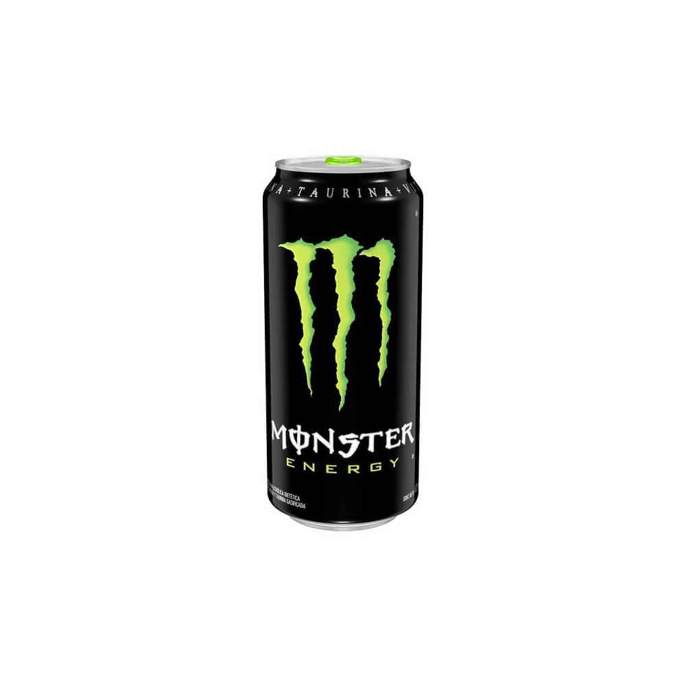 Monster Energy Verde 500cl