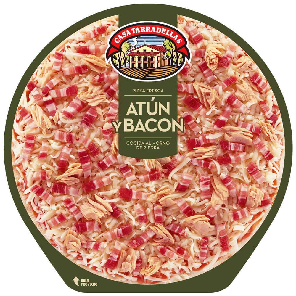 Pizza Tarradella Atun