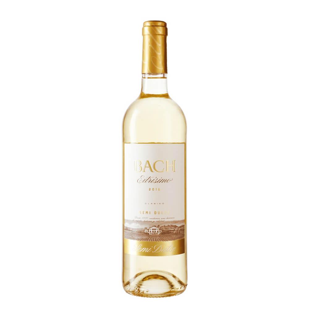 Vino Blanco Bach Semi 75cl
