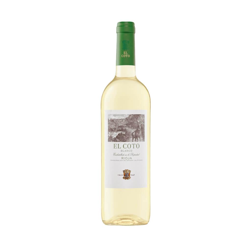 Vino Blanco El Coto 75cl